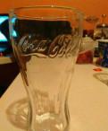 Coca-cola фирменный бокал