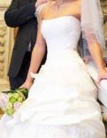 Свадебное платье 42-44 р, Florenzia, Италия, свадебное платье с кружевным болеро