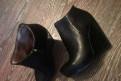Ботильоны нат. кожа 38-38. 5р-р, купить кроссовки адидас iniki