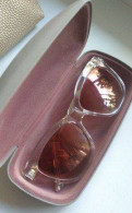 Солнечный очки + футляр