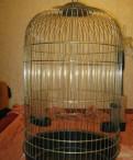 Клетка круглая для больших птиц