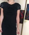 Маленькое чёрное платье новое Liu Jo оригинал, одежда golf купить, Синявино