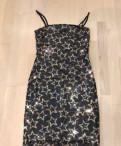 Коктейльное нарядное платье Waggon Paris оригина, глория джинс футболка с ананасом