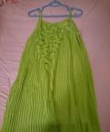Платье - плиссе, платье для женщины 50 лет белорусский трикотаж