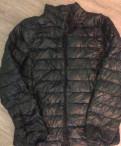 Новая куртка пуховик тонкий Cubus, платье карандаш синее, Приморск