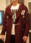 Мужские кожаные куртки лакост, куртка парка Zara Man Португалия