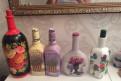 Винтажные бутылки