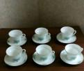 Кофейные чашечки лфз