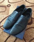 Туфли классические мужские размер 40, мужская обувь levis