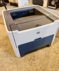 Лазерный принтер HP 1320 с картриджем