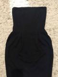 Женские пуховики с юбкой купить, платье Massimo Dutti, Кузнечное