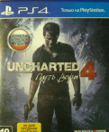 Uncharted 4 ps 4