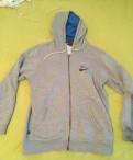 Костюм мужской классический синий сударь, толстовка Nike Sb