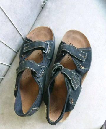 Ботинки ecco xpedition iii 811173\/53859, сандали