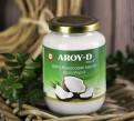 Кокосовое масло aroy-D exrta virgin 450мл