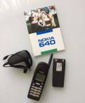 Мобильный телефон nokia 640