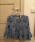 Простое платье от ольги никишичевой, блузки HM, Reserved