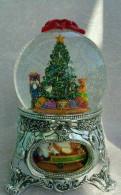 """Снежный шар / шар со снегом """"Рождественская ель"""""""
