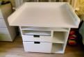 Пеленальный столик/письменный стол Стува IKEA