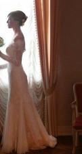 Дизайнерские платья от российских дизайнеров больших размеров, свадебное платье