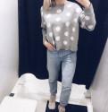Платье из экокожи купить в интернет, джинсы Mom Bershka