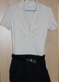 Комбинезон (с шортами), брючные костюмы для полных девушек классический