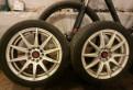 Колеса на ваз r14, литые диски 5x100 и 5х114'3 с шинами