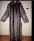 Женская одежда на осень полненьким, шуба натуральная