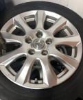 Колеса для opel astra gtc, летние колеса на дисках от Тойота Королла R16