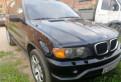 BMW X5, 2001, nissan almera 2013 года цена