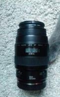 Canon Macro Lens EF 100mm 1:2, 8