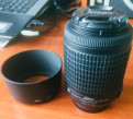 Nikon 55-200mm f/4-5. 6G AF-S DX VR IF-ED