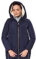 Зимняя куртка veralba, пальто женское oversize купить