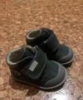 Ботинки на осень детские с утеплением