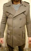 Мужской вельветовый коричневый пиджак, пальто Jack Jon's