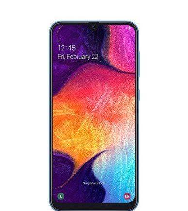SAMSUNG Galaxy A50 (2019) 128Gb Blue (Синий) RU