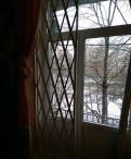 Решетка гармошка на окно балконную дверь, Санкт-Петербург