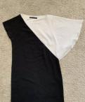 Шерстяные платья с длинным рукавом, платье zara