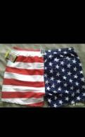 Популярные бренды одежды и обуви, продам новые плавки Американский флаг