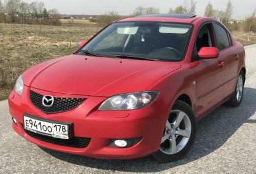 Mazda 3, 2006, фольксваген пассат 1989 цена