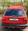 Volkswagen Golf, 1987, лада приора хэтчбек люкс 2009