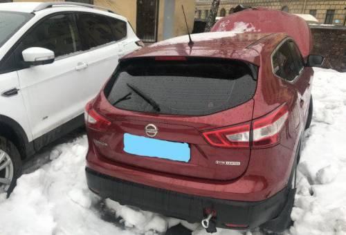 Nissan Qashqai, 2014, шкода октавия а5 2006 год
