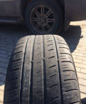 Зимняя резина для нива 21214, шины Pirelli P7. 225/55/16