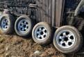 Колеса с внедорожника, колеса шкода октавия 2007