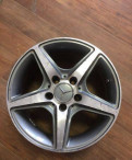 Диски литые Mercedes R15, диск колесный ивеко дейли r16 6 134 купить