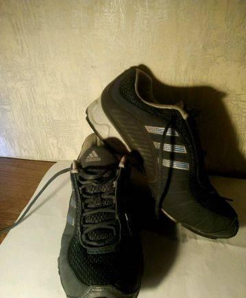 Кроссовки Adidas 40р, зимние кроссовки salomon с мембраной gore-tex арт 1023-1 328