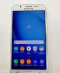 SAMSUNG Galaxy J7 2016 White