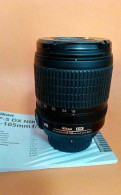 Nikon 18-105mm ED DX VR afs swm