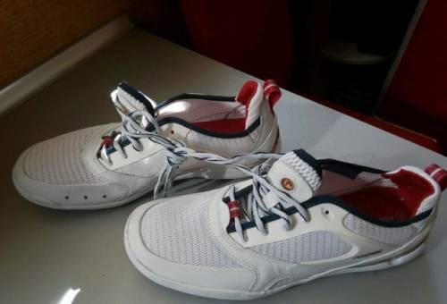 Кроссовки adiprene by adidas, купить мужские туфли бадура рыжие кожаные