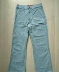Купить б у футболку лакоста 58 60 размер, джинсы Vanguard